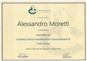 Master-in-Consulenza