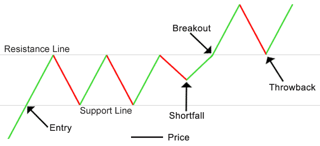 livelli statici nel trading